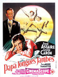"""Papa Longues-Jambes"" (1954) par LoveMachine"
