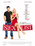 """(S)ex list"" (2011) par LoveMachine"