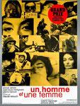 """""""Un homme et une femme"""" (1966) par Docteur Love"""