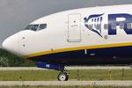 EI-DHE - Boeing 737-8AS - Ryanair