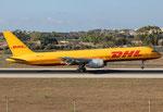 Boeing 757-200 DHL Air D-ALEB
