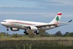 Airbus A330-200 MEA OD-MEC