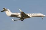 G-OGSE - Gulfstream G550 - TAG Aviation @ PSA