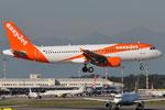 G-EZTV - Airbus A320-214 - EasyJet