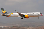 OY-TCG - Airbus A321-211 - Thomas Cook Airlines @ LPA