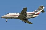 CS-DUA - Hawker 750 - NetJets