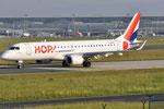 F-HBLE - Embraer ERJ-190LR - HOP!