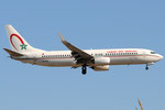 CN-RGM - Boeing 737-8B6 - Royal Air Maroc