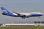 I-SWIA - Boeing 747-4R7(F) - Silk Way Italia