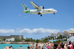 F-OIXO - ATR 42-600 - Air Antilles Express @ SXM