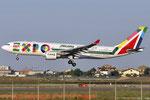 EI-EJM - Airbus A330-202 - Alitalia - Expo Milano 2015 livery