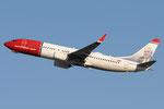 LN-NGA - Boeing 737-8JP - Norwegian - Ludvig Walentin Karlsen Norwegian preacher @ MXP