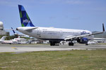 N942JB - Airbus A321-231 - JetBlue Airways - Our 200th Aircraft sticker @ SXM
