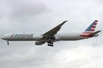N717AN - Boeing 777-323(ER) - American Airlines