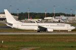 EI-FNW - Boeing 737-86N - Meridiana