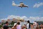 VP-AAC - Britten-Norman BN-2 Islander - Anguilla Air Services @ SXM