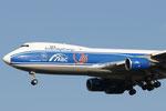 VQ-BLR - Boeing 747-8HV(F) - AirBridgeCargo Airlines