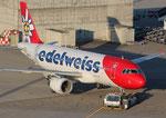 Airbus A320 Edelweiss HB-IJU