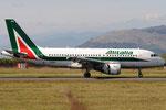 I-BIMA - Airbus A319-112 - Alitalia @ FLR