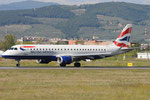 G-LCYW - Embraer ERJ-190SR - British Airways @ FLR