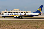 Boeing 737-800 Ryanair EI-ENY