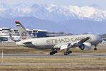 A6-DDC  Boeing 777-FFX - Etihad Cargo