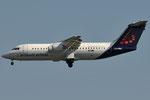 OO-DWJ - Avro RJ100 - Brussels Airlines