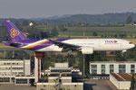 HS-TJV - Boeing 777-2D7(ER) - Thai Airways