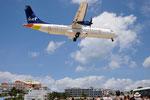 V2-LIC - ATR 72-600 - LIAT @ SXM