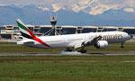 A6-EGW - Boeing 777-31H(ER) - Emirates