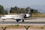 N727PR - Gulfstream V - private