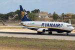 Boeing 737-800 Ryanair EI-ENJ