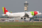 Airbus A320 TAP Air Portugal CS-TNS