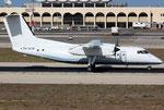 Dash 8-200 Medavia 9H-AEW