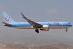 SE-RFR - Boeing 767-38A(ER) - TUI fly Nordic @ LPA