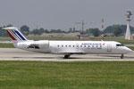 F-GRJT - Bombardier CRJ-100 - HOP!