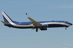 LX-DIO - Boeing 737-97Y(ER)(BBJ3) - Global Jet Luxembourg @ PSA