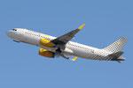 EC-MFL - Airbus A320-232 - Vueling @ MXP