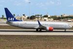 Boeing 737-800 SAS Scandinavian Airlines LN-RRJ