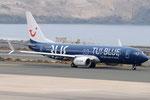D-ATUD - Boeing 737-8K5 - TUI fly - TUI BLUE livery @ LPA
