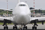 LX-DCV - Boeing 747-4B5(BCF) - Cargolux