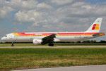 Airbus A321 Iberia EC-JDM