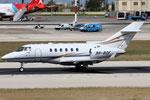Hawker 800 Private 9H-BOF