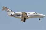OE-FID - Cessna 510 Citation Mustang - Sky Taxi Luftfahrt @ BLQ