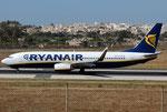 Boeing 737-800 Ryanair EI-DLW