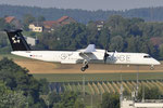 OE-LGR - Bombardier Dash 8 Q400 - Austrian Airlines - Star Alliance Livery