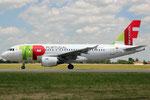 Airbus A319 TAP Portugal CS-TTP