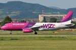 HA-LPU - Airbus A320-232 - Wizz Air @ BLQ
