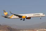 D-ABOJ - Boeing 757-330 - Condor @ LPA