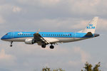 PH-EZE - Embraer ERJ-190STD - KLM @ FLR